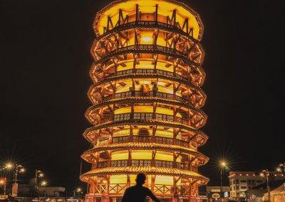 هل تعلم ان ماليزيا لديها برج بيزا المائل ايضا (7)