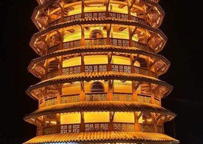 هل تعلم ان ماليزيا لديها برج بيزا المائل ايضا (8)