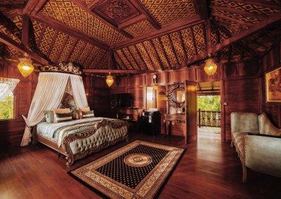 هل جربت يوماً السكن بسكن ماليزي تقليدي (3)