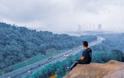 8 اماكن لرياضة الهايكنج في كلانج فالي