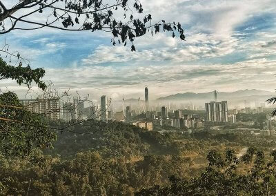 I. Gasing Hill (Bukit Gasing)