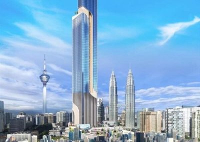 IBN Bukit Bintang | 68 fl | 330m