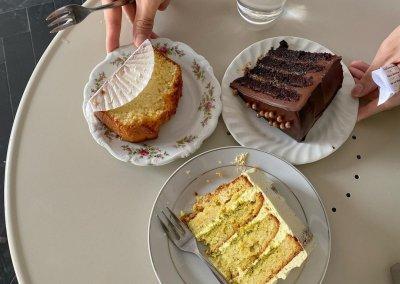 Jaslyn Cakes Address: Lot 1B New Wing, Lower Ground Floor, Mont' Kiara Shoplex, Jalan Kiara, Mont Kiara, 50480 Kuala Lumpur. Operating hours: (DAILY) 11AM – 7PM | Closed On Mondays