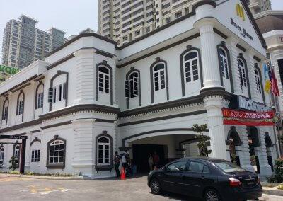 اجمل مبنى لماكدونالدز في ماليزيا (2)