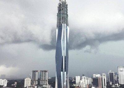 اطول برج تحت الانشاء والثاني على العالم (11)