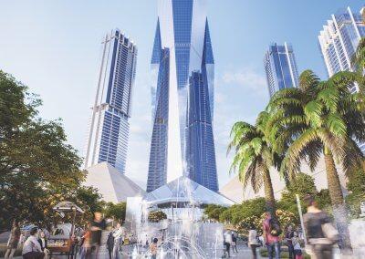 اطول برج تحت الانشاء والثاني على العالم (19)