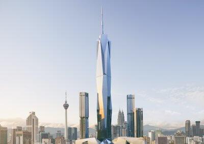 اطول برج تحت الانشاء والثاني على العالم (20)