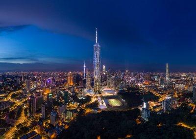 اطول برج تحت الانشاء والثاني على العالم (21)