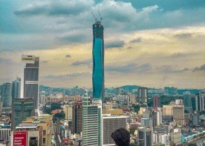 اطول برج تحت الانشاء والثاني على العالم (3)