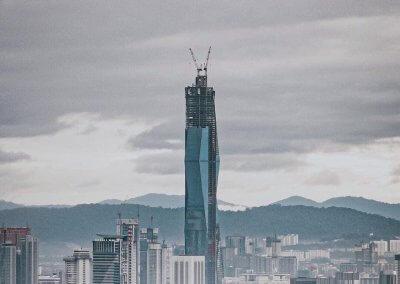 اطول برج تحت الانشاء والثاني على العالم (4)