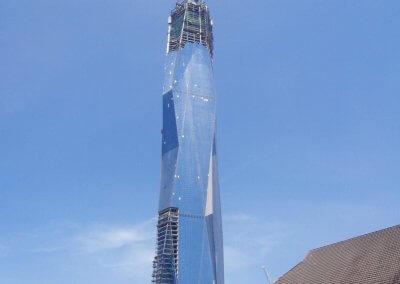 اطول برج تحت الانشاء والثاني على العالم (5)