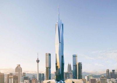 اطول برج تحت الانشاء والثاني على العالم (6)