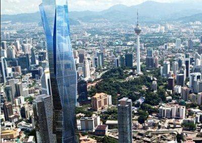 اطول برج تحت الانشاء والثاني على العالم (8)