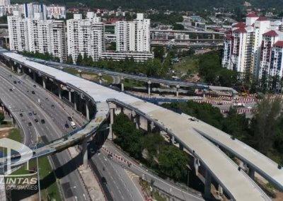 اطول طريق سريع مرتفع في ماليزيا