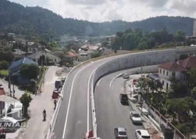 اطول طريق سريع مرتفع في ماليزيا (5)