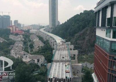 اطول طريق سريع مرتفع في ماليزيا (7)