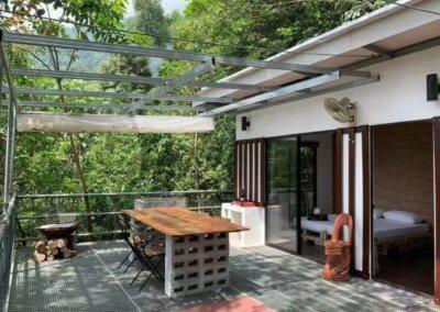 البقاء بين الاشجار في هذه الطبيعة المذهلة في باهانغ (3)