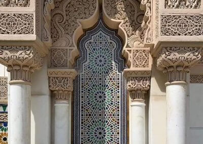 الجناح المغربي في بوتراجايا بماليزيا (10)