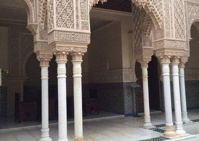 الجناح المغربي في بوتراجايا بماليزيا (11)