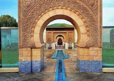 الجناح المغربي في بوتراجايا بماليزيا (12)