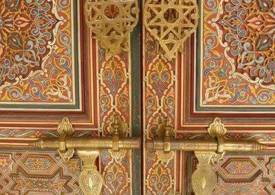 الجناح المغربي في بوتراجايا بماليزيا (13)