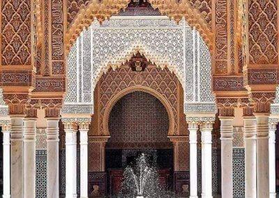 الجناح المغربي في بوتراجايا بماليزيا (24)