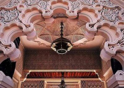 الجناح المغربي في بوتراجايا بماليزيا (25)