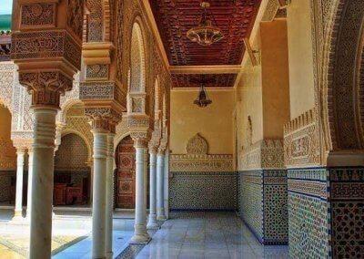 الجناح المغربي في بوتراجايا بماليزيا (27)