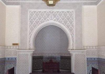 الجناح المغربي في بوتراجايا بماليزيا (28)