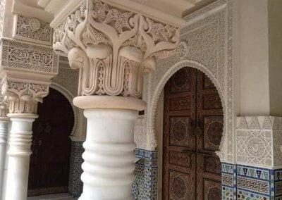 الجناح المغربي في بوتراجايا بماليزيا (30)