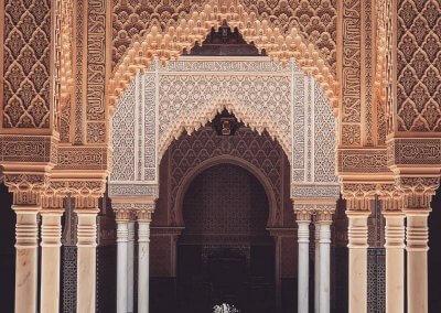 الجناح المغربي في بوتراجايا بماليزيا (36)
