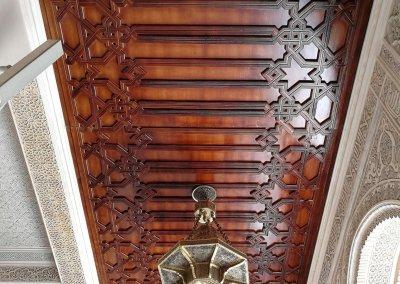الجناح المغربي في بوتراجايا بماليزيا (37)