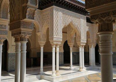 الجناح المغربي في بوتراجايا بماليزيا (39)