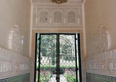 الجناح المغربي في بوتراجايا بماليزيا (41)