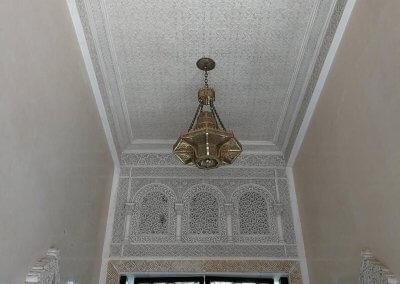 الجناح المغربي في بوتراجايا بماليزيا (42)