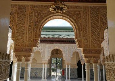 الجناح المغربي في بوتراجايا بماليزيا (43)