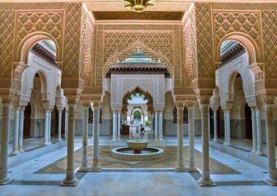 الجناح المغربي في بوتراجايا بماليزيا (46)