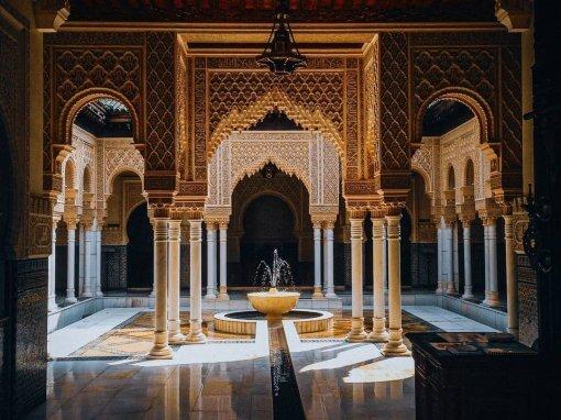 الجناح المغربي في بوتراجايا بماليزيا