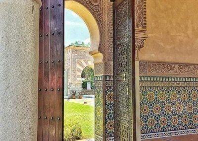 الجناح المغربي في بوتراجايا بماليزيا (5)