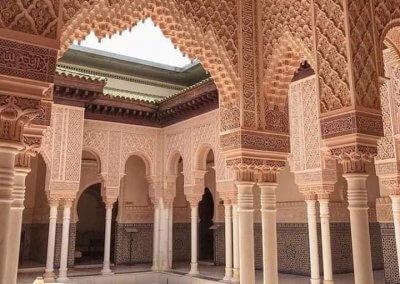 الجناح المغربي في بوتراجايا بماليزيا (6)