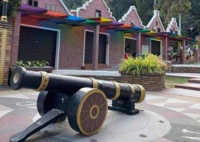 المدينة الهولندية في جزيرة بانكور بيراك (6)