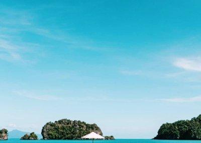 المشي فوق مياه البحر في لنكاوي (11)