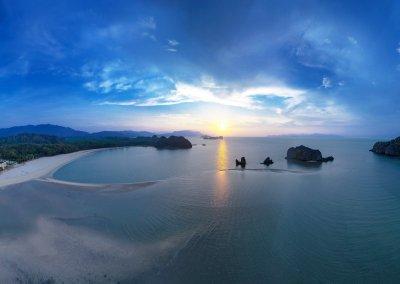 المشي فوق مياه البحر في لنكاوي (22)