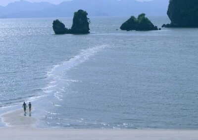 المشي فوق مياه البحر في لنكاوي (30)