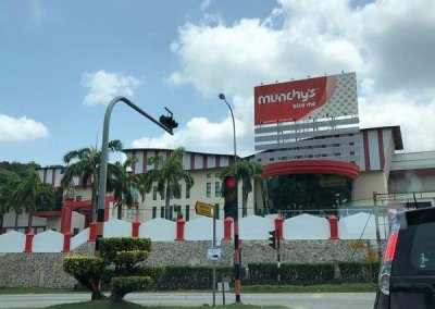 اول طريق ايقاعي في ماليزيا (3)
