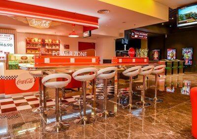 اول مقهى كوكا كولا في العالم بجوهور (2)