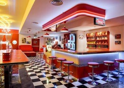 اول مقهى كوكا كولا في العالم بجوهور (5)