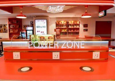 اول مقهى كوكا كولا في العالم بجوهور (7)