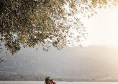 بحيرة بيريس في ولاية قدح (1)