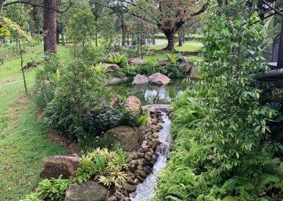 بحيرة ومتنزه Titiwangsa Park كوالالمبور (1)